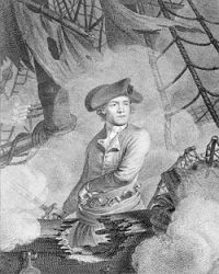 John Paul Jones, American Naval Patriot