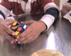 Solving the Rubik's Cube