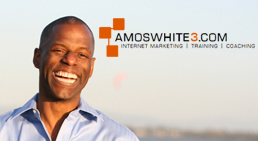 Amos White - Business Card