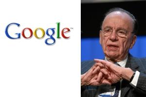 Google vs Murdoch 2009