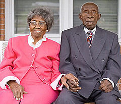 Longest Married Couple: 85 years in 2010