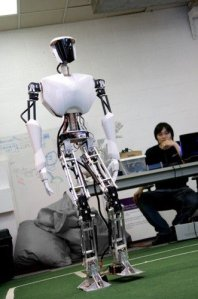CHARLI: Virginia Tech's first full sized humanoid robot
