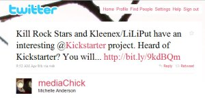 MediaChick KickStarter 2
