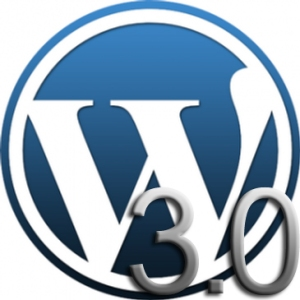 WordPress goes 3.0