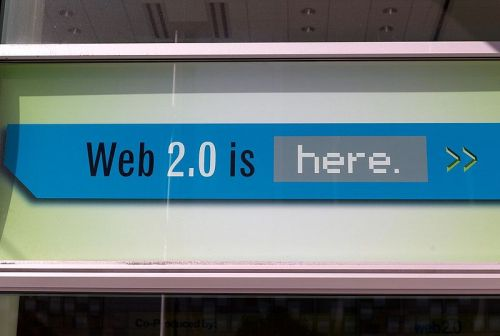 Web 2.0 is here