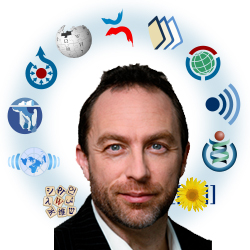 Jimmy Wales - Wiki Family