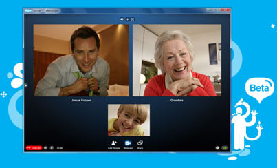 Skype-Group-Calling-Beta
