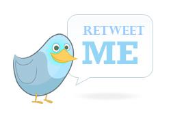 Twitter Badge Retweet